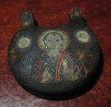 Колт К.Р. с позолотой и перегородчатыми эмалями photo 5