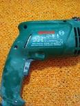 Ударная дрель BOSCH PSB-600 2 photo 4