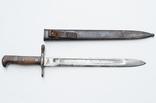 Штык М1889/18 года к винтовке Шмидта-Рубина М1889, Швейцария photo 2