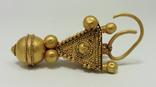 Большой золотой подвес, раннее средневековье photo 4