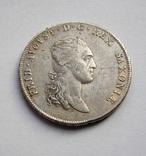 Талер 1808 Саксония photo 1