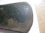 Бронзовый топор тесло, начало 2 тыс. до н.э. photo 1