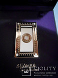 S.T. Dupont SHAMAN Collection Lighter Limited Edition 0663/2929 photo 2
