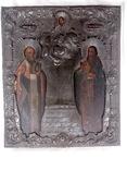 Икона Св Миколай і Св. Василій, перша половина 19 ст. photo 1
