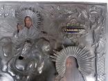 Икона Св Миколай і Св. Василій, перша половина 19 ст. photo 3