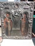 Икона Св Миколай і Св. Василій, перша половина 19 ст. photo 12