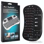 Беспроводная мини клавиатура KEYBOARD wireless MWK08/i8 + touch