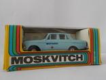 """Москвич - 412 """"Медпомощь"""""""