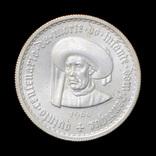 5 Эскудо 1960 500 лет со дня смерти Принца Генриха, Португалия