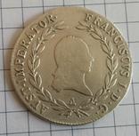 20 крейцер 1819 год