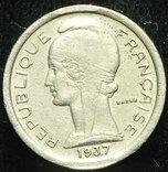 Франция телефонный жетон 1937