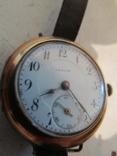 Часы Зенит Женские в золотом корпусе