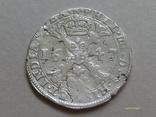 Талер. Патагон. 1647. Филипп IV. Нидерланды. Турне. photo 1