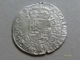 Талер. Патагон. 1647. Филипп IV. Нидерланды. Турне. photo 4