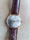 Часы Ракета золото 583 проба