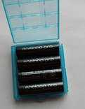 AA аккумуляторы Panasonic Eneloop Pro 2600 mah 4шт. + бокс photo 2
