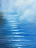 «В тумане моря...» 40х60 см photo 4