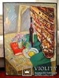 Натюрморт с лимоном. Холст, масло. 95*68. 1998г. Солодовников И. photo 2