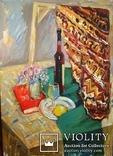 Натюрморт с лимоном. Холст, масло. 95*68. 1998г. Солодовников И. photo 4