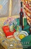 Натюрморт с лимоном. Холст, масло. 95*68. 1998г. Солодовников И. photo 7