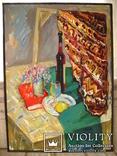 Натюрморт с лимоном. Холст, масло. 95*68. 1998г. Солодовников И. photo 8