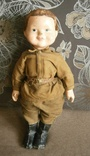 Кукла солдат, прессопилки