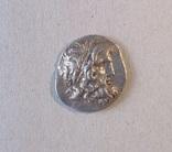 Зевс Афіна (200-50 р. до н.е.) дідрахма