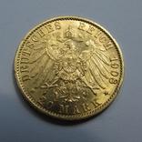 20 марок 1908 г. Пруссия