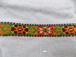 Полотняна жіноча сорочка, фото №6