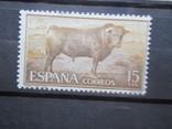 Испания 1960 фауна *, фото №2