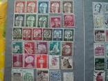 Альбом с марками блоками.около 400 шт photo 6