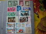 Альбом с марками блоками.около 400 шт photo 9