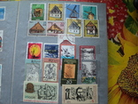 Альбом с марками блоками.около 400 шт photo 11
