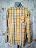 Рубашка TOM TAILOR. Оригинал. клетка р-р XL