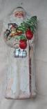 Дед мороз папье маше