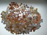 Лот Монеты Мира 3,4 кг.
