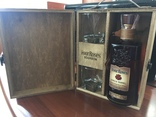 Виски Four Roses Single Barrel 50% 0.7L в деревянной коробке со стаканами