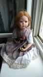 Фарфоровая кукла Италия