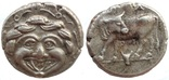 Гемидрахма Мисия Парион 400-300 гг до н.э. (78_2)
