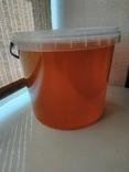 7 кг мёда со своей пасеки.