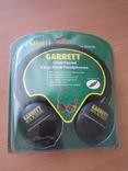 Наушники Garrett ClearSound Easy Stow Headphones