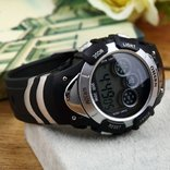Спортивные часы 3 АТМ - OHSEN черные