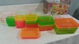 GOURMETmaxx Пластиковые контейнеры для хранения продуктов