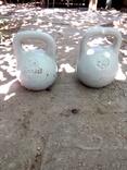 Гири атлетические по 24 кг