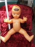 """Кукла целлулоид """"Пловец"""" 65 см."""