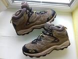 Ботинки Salomon из Натуральной Кожи (Розмір-46\30)