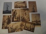 1939 Пропаганда Павильон СССР в Нью-Йорке открытки