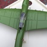 Самолет 2 ил-2 большой СССР з-д г. Саратов в состоянии