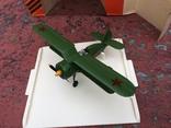 Самолет 5 чайка и-153 темный СССР з-д г. Саратов в состоянии