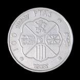 100 Песет 1966 Франко, Испания